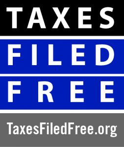 Taxes Filed Free