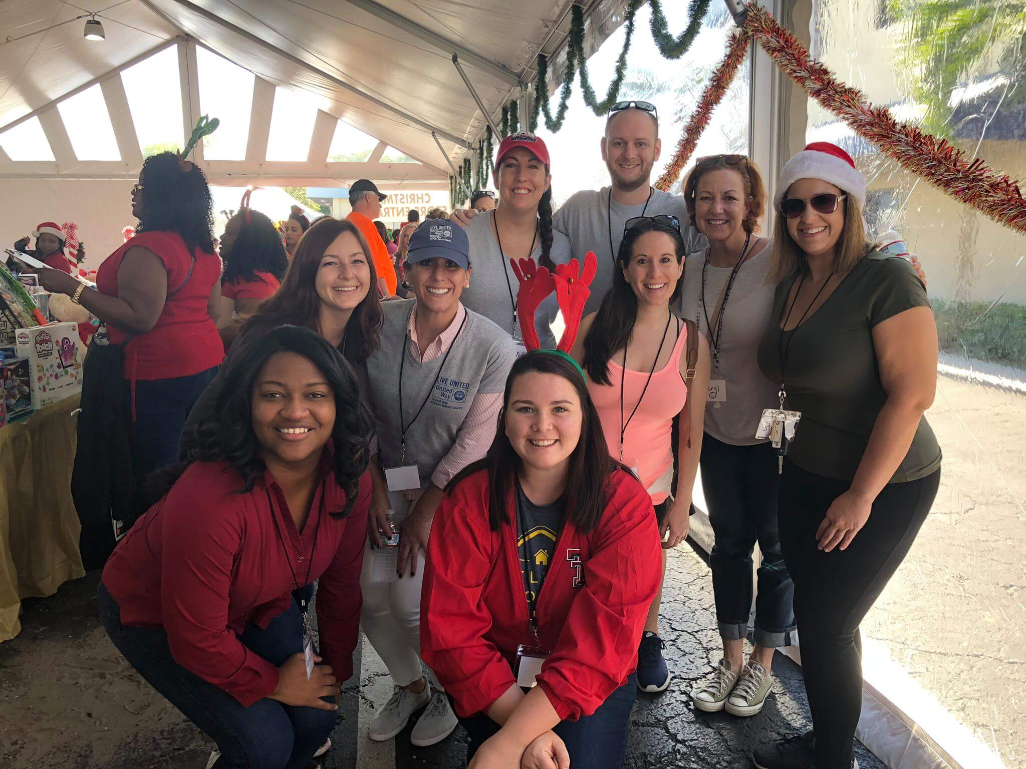 ELS Holiday Volunteer Project